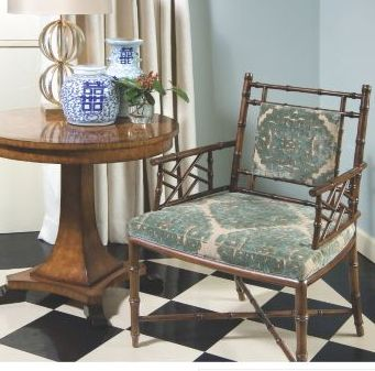pearson bamboo chair