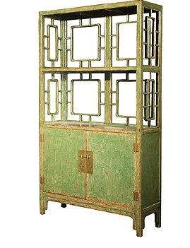 fourhands zhong chinese cabinet