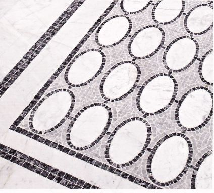 Renovation Style Tile Pattern