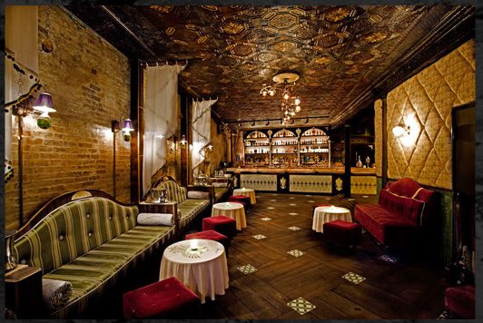 Speakeasy Style Aka Bordello Chic Karen B Wolf Interiors